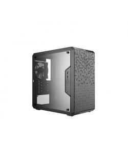 Cooler Master MasterBox Q300L MCB-Q300L-KANN-S00 Side window, USB 3.0 x 2, Mic x1, Spk x1, Black, Micro ATX, Power supply includ
