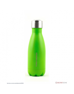 Yoko Design Isothermal Bottle 1336-7750F Mat coat green, Capacity 0.26 L, Diameter 6.5 cm