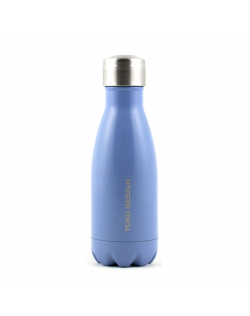 Yoko Design Isothermal Bottle 1340-7750B Mat coat blue, Capacity 0.26 L, Diameter 6.5 cm