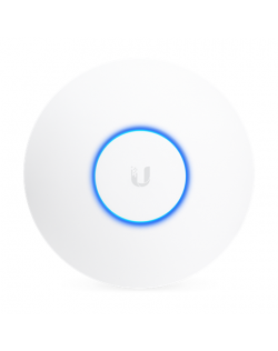 Ubiquiti UAP-AC-HD Wave 2 Access point 1733 Mbit/s, 10/100/1000 Mbit/s, Ethernet LAN (RJ-45) ports 2, MU-MiMO Yes, PoE in, Inter