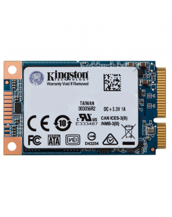 Kingston SSDNow UV500 240 GB, SSD interface mSATA, Write speed 500 MB/s, Read speed 520 MB/s