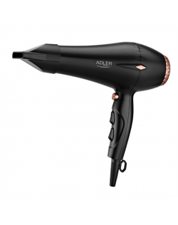 Adler Hair Dryer AD 2244 Motor type AC, 2000 W, Black