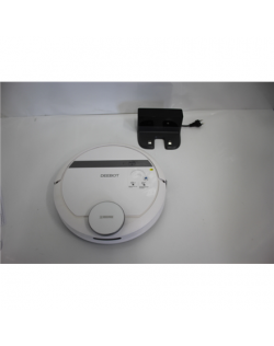 SALE OUT. Ecovacs Vacuum cleaner DEEBOT 900 Robot, 100 min, 0.35 L, 67.5 dB, Black, Ni-MH, Warranty 10 month(s), Battery warrant