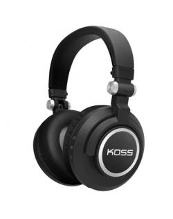 Koss Wireless Headphones with active Noice cancelation BT540i Headband/On-Ear, Bluetooth, Microphone, Black,