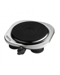 Camry CR 6510 Number of burners/cooking zones 1, Rotary knob, Stainless steel, Electric, Hot plate