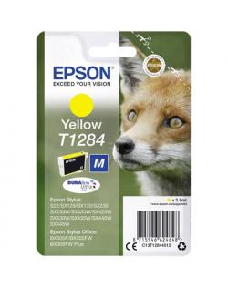 Epson T1284 Ink cartridge, Yellow