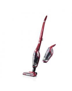 ETA Vacuum cleaner Dasty ETA344790000 Cordless operating, Handstick and Handheld, 21.6 V, Operating time (max) 60 min, Red