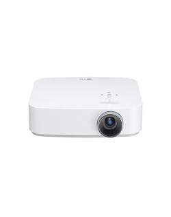 LG Home Cinema Series PF50KS Full HD (1920x1080), 600 ANSI lumens, 100.000, White,