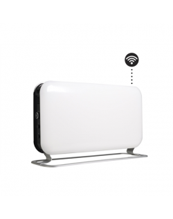 Mill Heater SG1200WIFI Convection Heater, 1200 W, Number of power levels 3, Suitable for rooms up to 14-18 m², White