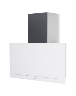 CATA Goya 90 WH Energy efficiency class A+, Wall mounted, Width 90 cm, White glass, LED