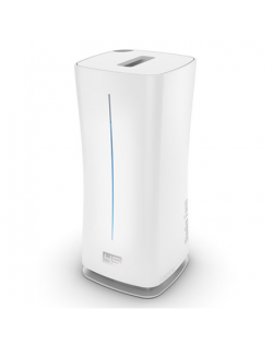 Stadler form Air humidifier Eva E014 White, Type Ultrasonic, Suitable for rooms up to 50 m², 125 m³, Humidification capacity 320