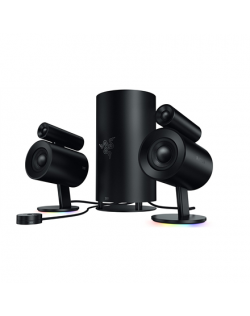 Razer Gaming speakers, Nommo Pro - 2.1, USB, Black