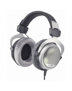 Beyerdynamic DT 880 Headband/On-Ear, Black, Silver, 250 Ω