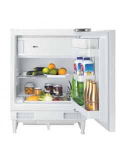 Candy Refrigerator CRU 164 NE A+, Built-in, Larder, Height 82 cm, Fridge net capacity 100 L, Freezer net capacity 17 L, 43 dB, White