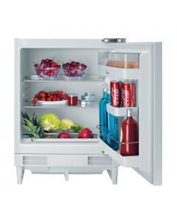 Candy Refrigerator CRU 160 NE Built-in, Larder, Height 82 cm, A+, Fridge net capacity 133 L, 43 dB, White