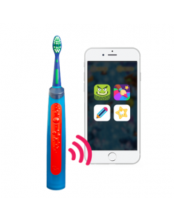 Playbrush Toothbrush Smart Sonic For kids, Rechargeable, Sonic technology, Teeth brushing modes 2, Number of brush heads include