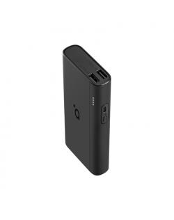 Acme Power bank PB101 10 000 mAh, Black, 2 USB ports, Li-Ion