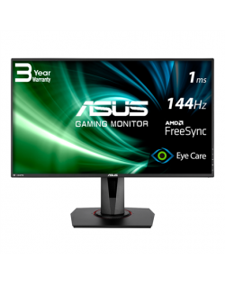 "Asus Gaming LCD VG279Q 27 "", IPS, FHD, 1920 x 1080 pixels, 16:9, 3 ms, 400 cd/m², Black, 144Hz, Adaptive-Sync"