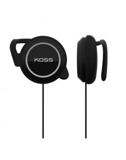 Koss Headphones KSC21k In-ear/Ear-hook, 3.5mm (1/8 inch), Black,