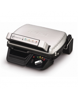 TEFAL SuperGrill Standard GC450B32 Contact, 2000 W, Stainless steel