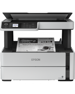 Epson All-in-One Ink Tank Printer EcoTank M2140 Mono, Inkjet, A4, Black