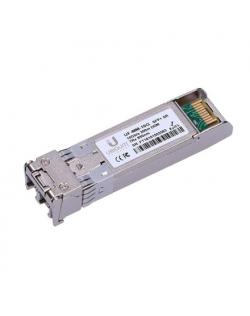 Ubiquiti UF-MM-10G SFP+, Multi-Mode Fiber, Dual LC, 10/100/1000/10000 Mbit/s, Wavelength 850 nm, Maximum transfer distance 300 m