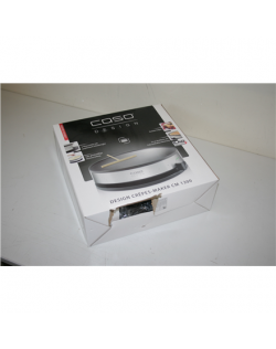 SALE OUT. Caso CM 1300 Crepe maker 1300 W, Number of pastry 1, Crepe, DAMAGED PACKAGING, UNEVEN SPACING BETWEEN CORPUS PARTS, SC