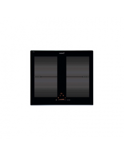 CATA Hob IF 6002 BK Induction, Number of burners/cooking zones 4, Slider Touch Control, Timer, Black