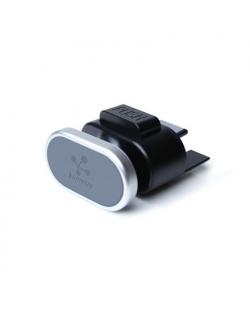 Koomus Magnetic Smartphone Car Mount for CD Slot Adjustable, 360 °, Magnetic Mount,