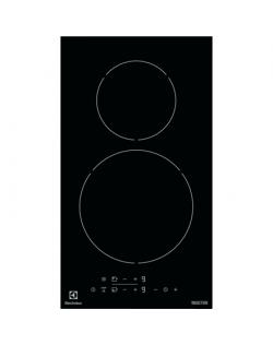 Electrolux Hob EHH3320NVK Induction, Number of burners/cooking zones 2, Black, Display, Timer
