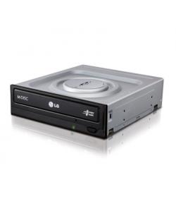 H.L Data Storage DVD-Writer HH Bare type GH24NSD5 Internal, Interface SATA, DVD±R/RW, CD read speed 48 x, CD write speed 48 x, B