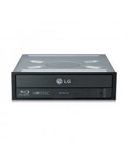H.L Data Storage BD-Writer H/H Retail type BH16NS55 Internal, Interface SATA, Blu-Ray, CD read speed 48 x, CD write speed 48 x,