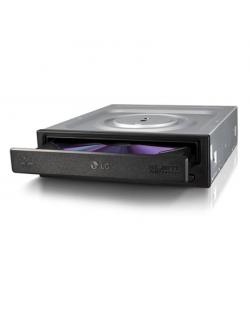 H.L Data Storage H/H Bare type DH18NS61 Internal, Interface SATA, DVD-Rom, CD read speed 48 x, Black, Desktop