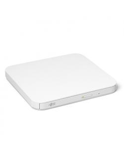 H.L Data Storage Ultra Slim Portable DVD-Writer GP90NW70 Interface USB 2.0, DVD±R/RW, CD read speed 24 x, CD write speed 24 x, W
