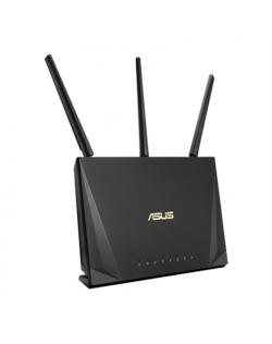 Asus Gaming Router RT-AC65P 802.11ac, 450+1300 Mbit/s, 10/100/1000 Mbit/s, Ethernet LAN (RJ-45) ports 4, MU-MiMO Yes, Antenna ty