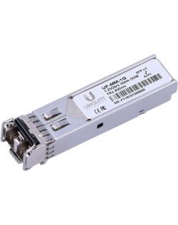 Ubiquiti UF-MM-1G SFP, Multi-Mode Fiber, Dual LC, 10/100/1000 Mbit/s, Wavelength 850 nm, Maximum transfer distance 550 m, (2-Pac