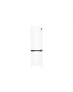LG Refrigerator GBB72SWEFN Free standing, Combi, Height 203 cm, A+++, No Frost system, Fridge net capacity 292 L, Freezer net ca