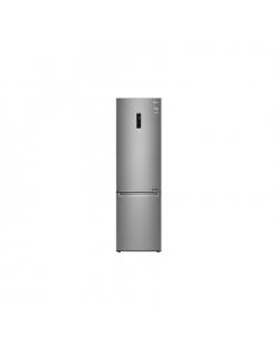 LG Refrigerator GBB72SADFN Free standing, Combi, Height 203 cm, A+++, No Frost system, Fridge net capacity 277 L, Freezer net ca