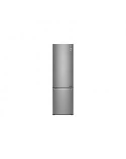 LG Refrigerator GBB72SAEFN Free standing, Combi, Height 203 cm, A+++, No Frost system, Fridge net capacity 277 L, Freezer net ca
