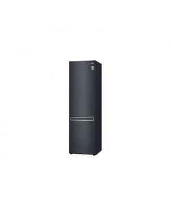 LG Refrigerator GBB72MCEFN Free standing, Combi, Height 203 cm, A+++, No Frost system, Fridge net capacity 277 L, Freezer net ca
