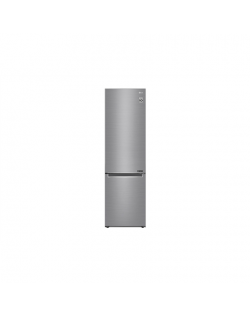 LG Refrigerator GBB72PZEFN Free standing, Combi, Height 203 cm, A+++, No Frost system, Fridge net capacity 277 L, Freezer net ca