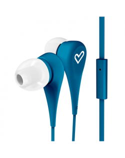 Energy Sistem Earphones Style 1+ In-ear/Ear-hook, 3.5 mm, Microphone, Navy