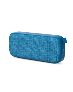 Energy Sistem Fabric Box 3+ 6 W, Portable, Wireless connection, Trend Blueberry, Bluetooth