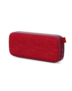 Energy Sistem Fabric Box 3+ 6 W, Portable, Wireless connection, Trend Cherry, Bluetooth