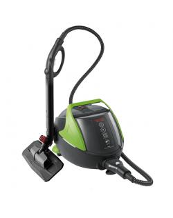 Polti Steam Cleaner PTEU0280 Vaporetto Pro 95 Turbo Flexi Corded, 1100 W, Black/Green