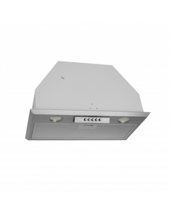 Eleyus Hood MOD L 15 200 52 IS Canopy, Energy efficiency class B, Width 52 cm, 780 m³/h, Mechanical control, LED, Stainless stee