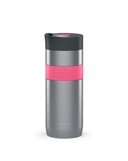 Boddels KOFFJE Travel mug Raspberry red, Capacity 0.37 L, Dishwasher proof, Bisphenol A (BPA) free