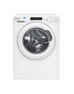 Candy Washing machine CS4 1062D3/1-S A+++, Front loading, Washing capacity 6 kg, 1000 RPM, Depth 40 cm, Width 60 cm, Display, LED, NFC, White