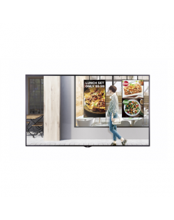"LG 55XS2E-B 55 "", 2500 cd/m², Landscape/Portrait, 24/7, 178 °, 178 °, 2500 cd/m², 1920 x 1080 pixels"