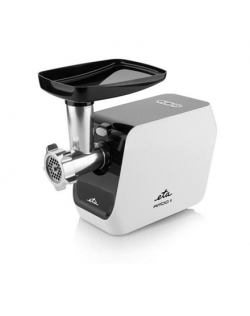 ETA Meat mincer ETA307590000 White, 1200 W, Number of speeds 1 speed + slow button, Throughput (kg/min) 2.2, filling of sausages